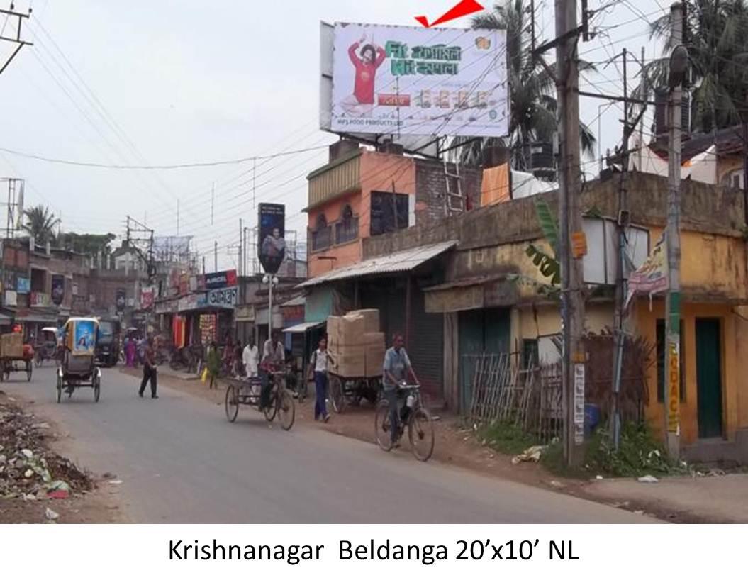 Krishnanagar  Beldanga, Nadia