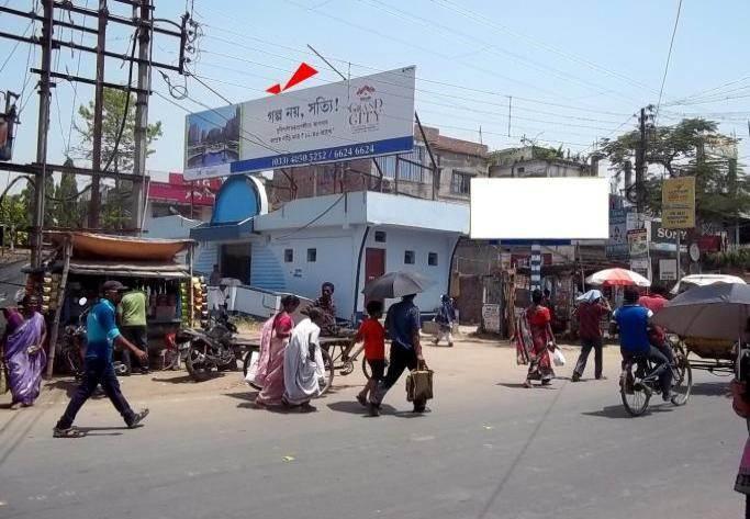Chakdaha Bus Stand, Nadia