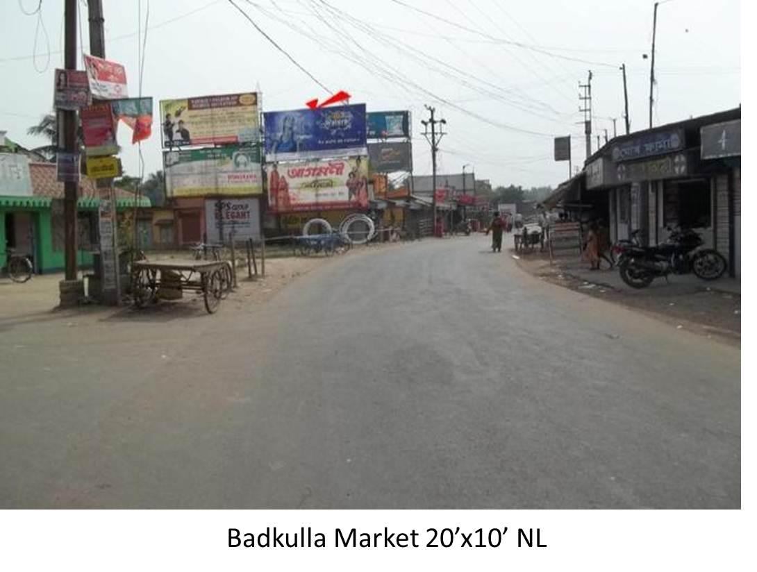 Badkulla Market, Nadia