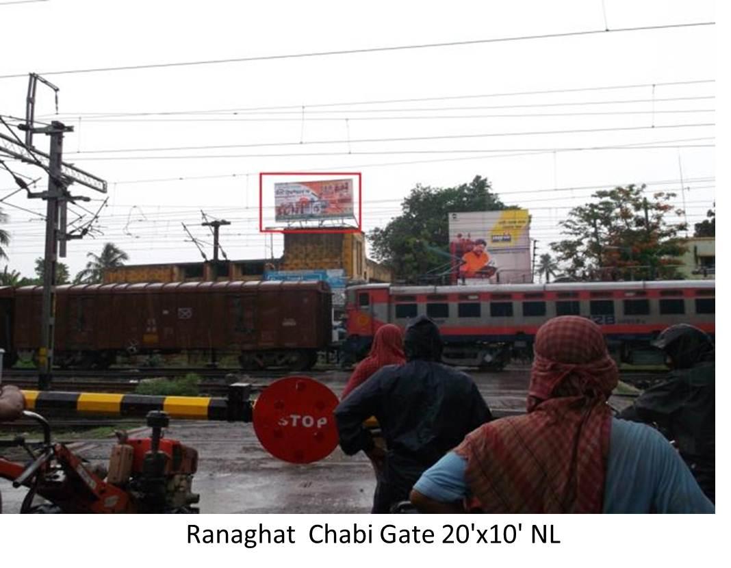 Ranaghat  Chabi Gate, Nadia