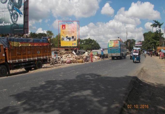 Krishnanagar Palpara More, Nadia