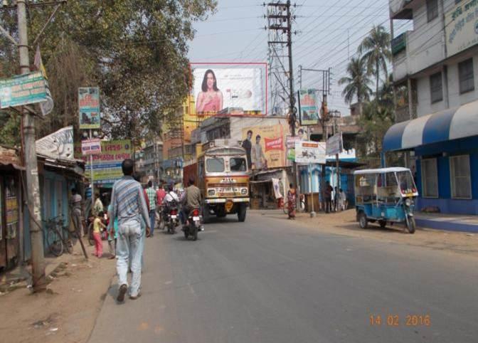 Krishnanagar  Bejikhal More, Nadia