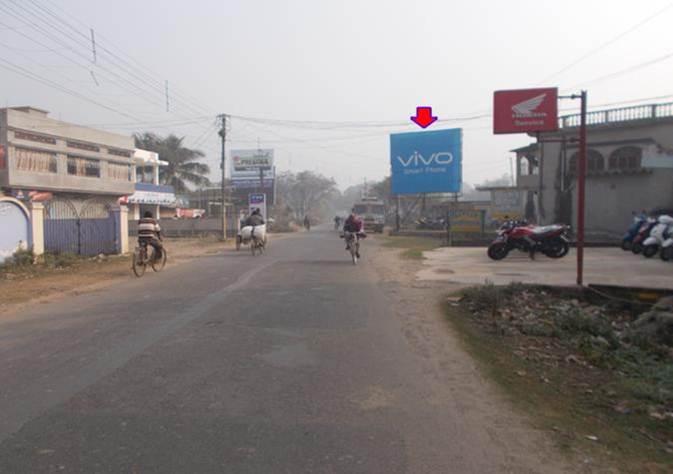 Jiaganj Bus Stand, Murshidabad
