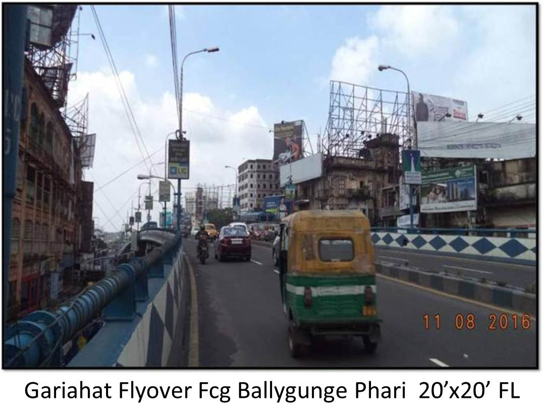 Gariahat Flyover, Kolkata
