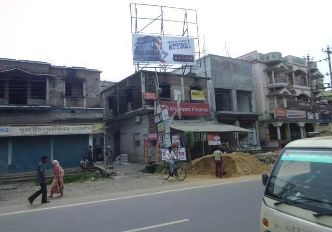 Rampurhat beside Bus Stand,Birbhum
