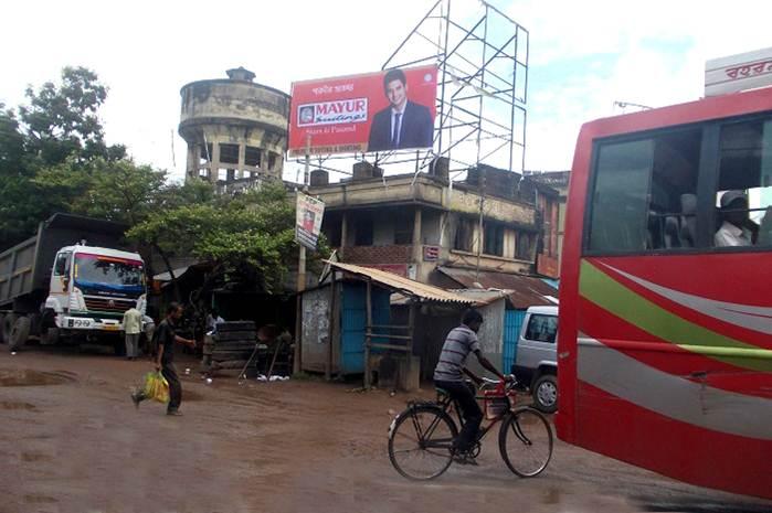 Saithia Transport More, Birbhum
