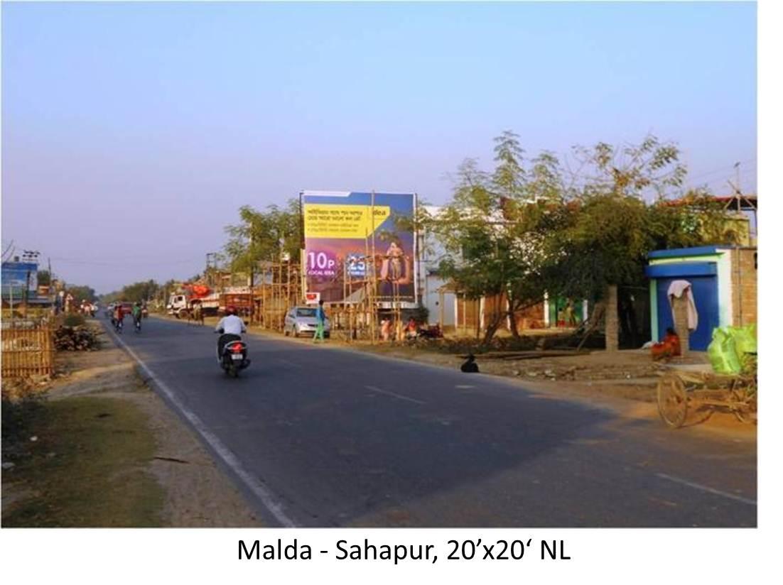 Sahapur, Malda