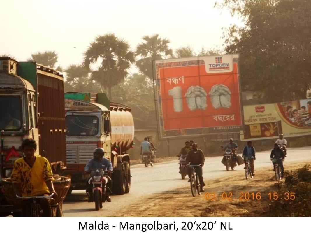 Mangolbari, Malda