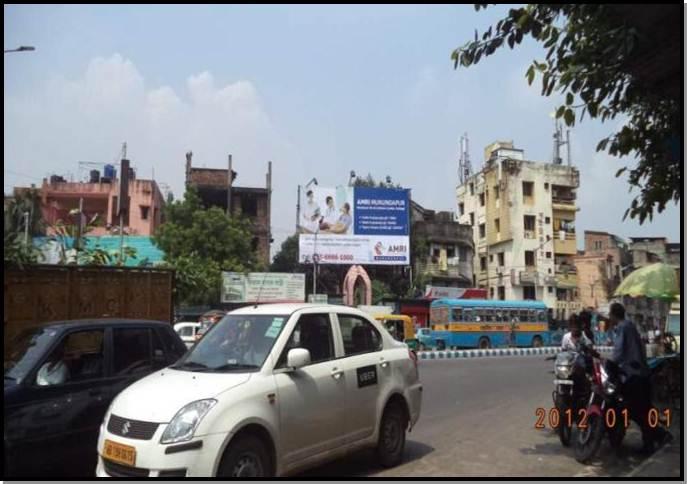 Jadavpur Sukanta Setu, Kolkata