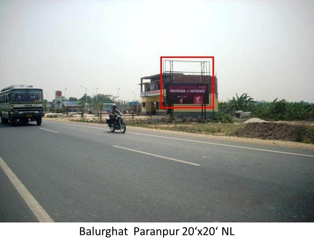 Balurghat  Paranpur, Dinajpur