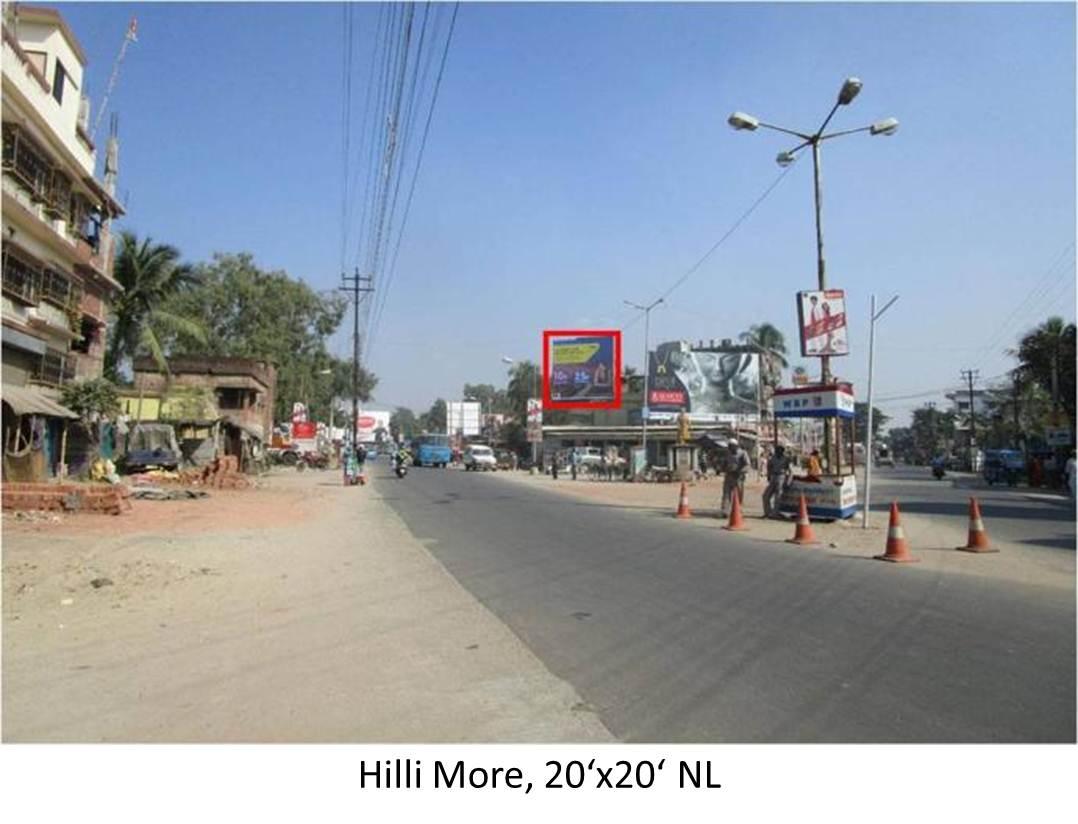 Hilli More, Dinajpur