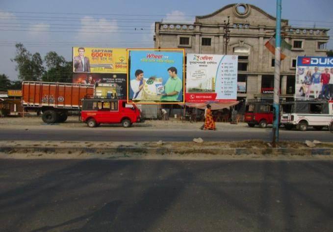 Gangarampur  Bus Stand, Dinajpur
