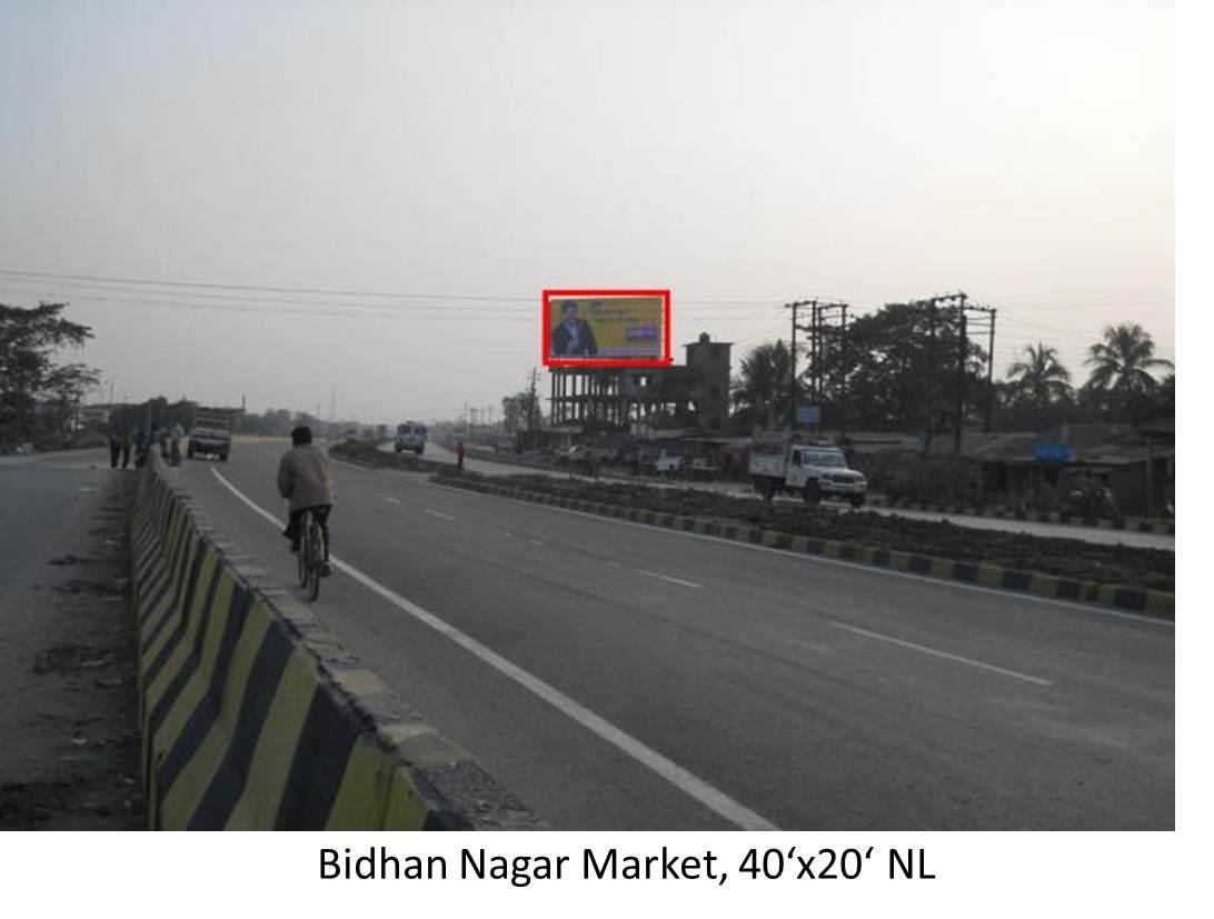 Bidhan Nagar Market, Dinajpur