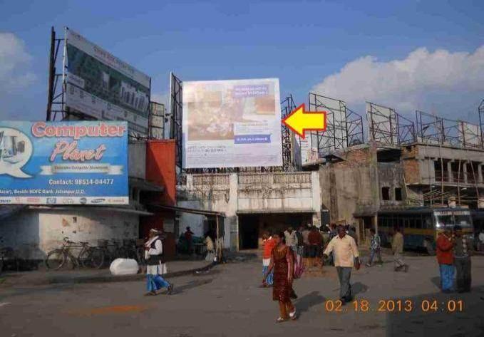 Islampur Bus Stand, Dinajpur