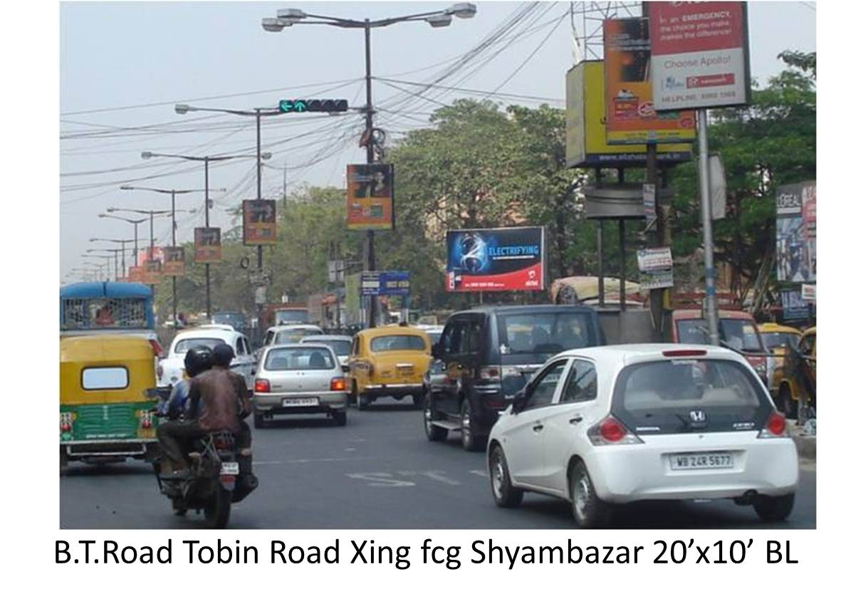 B.T.Road Tobin Road, Kolkata