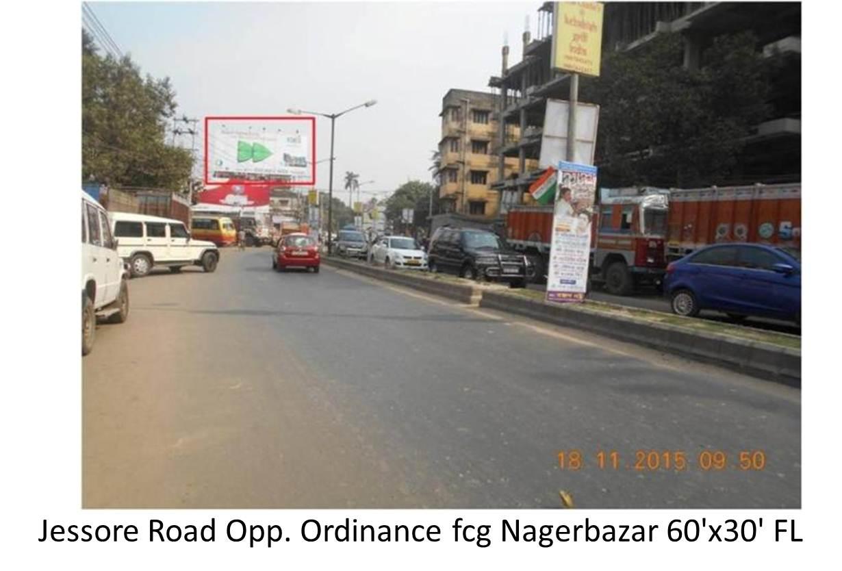 Jessore Road Opp. Ordinance, Kolkata