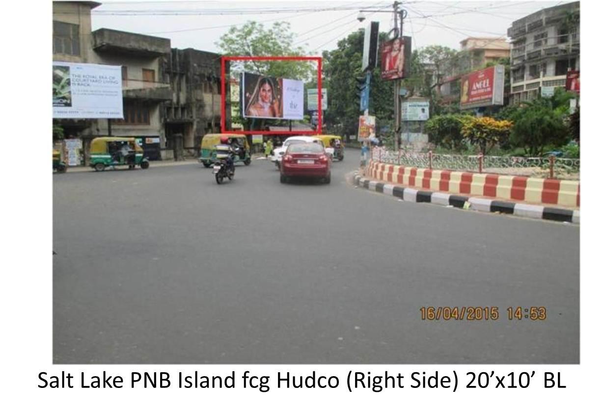 Salt Lake PNB Island, Kolkata
