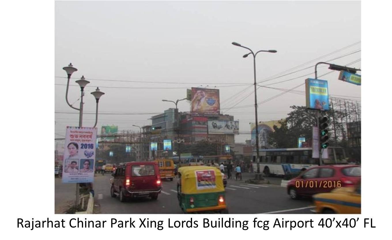 Rajarhat Chinar Park Xing Lords Building, Kolkata