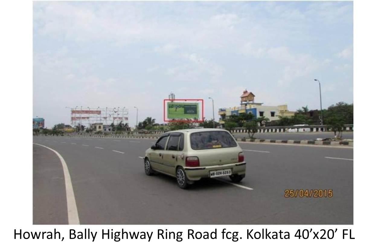 Howrah, Bally Highway Ring Road, Kolkata