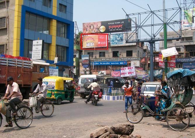 Barasat Colony More, Kolkata