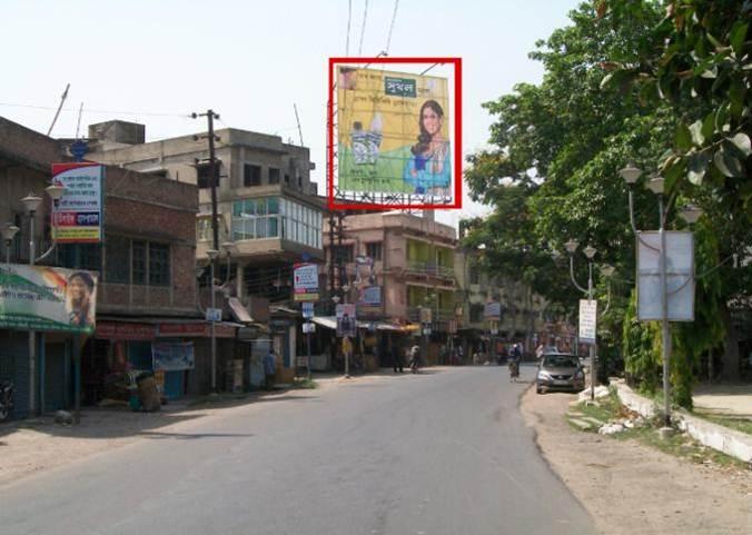 Barasat Duckbunglow More, Kolkata