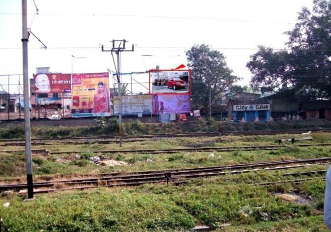 Kankinara Station Road, Kolkata