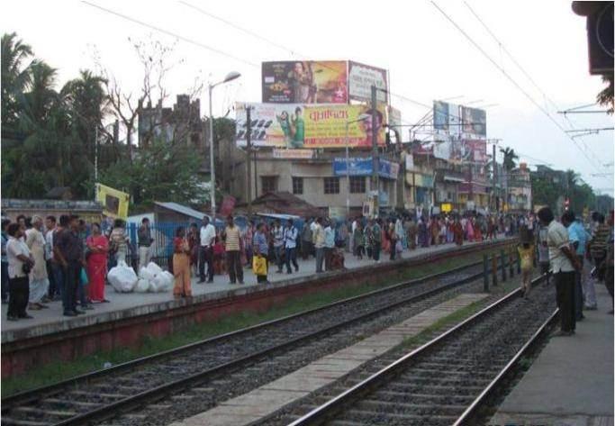 Sonarpur  Station, Kolkata
