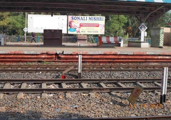Uluberia railway station, Howrah