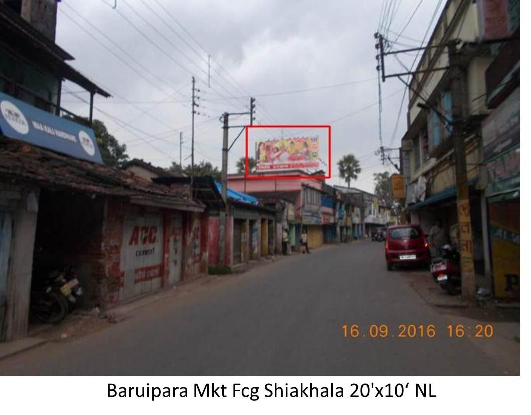 Baruipara Mkt, Hooghly
