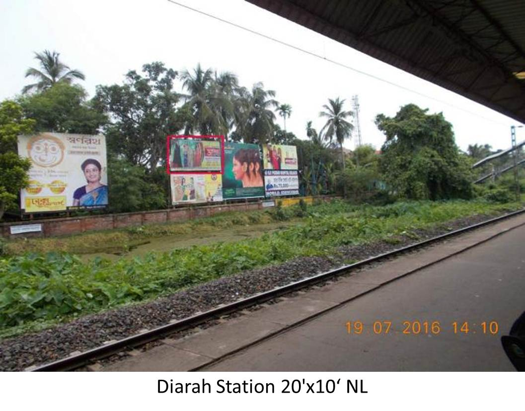 Diarah Station, Hooghly