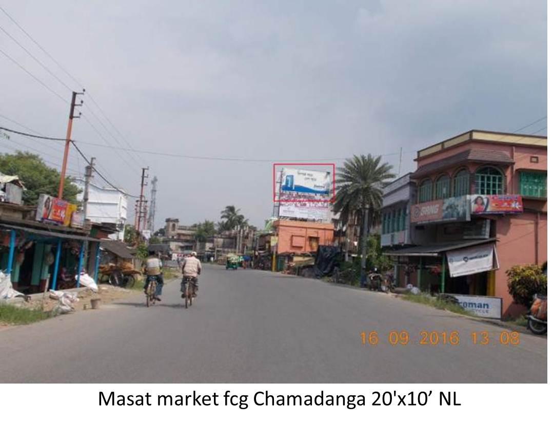 Masat market, Hooghly