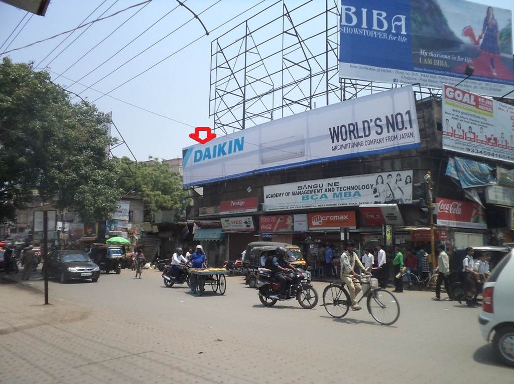 Boring Road Crossing, Patna