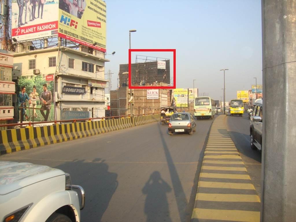 Kankarbagh Over Bridge, Patna