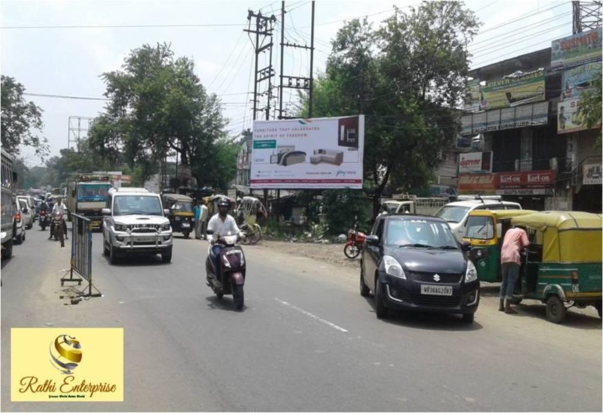 Bnr Bridge Volvo Stand, Kolkata