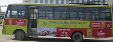 Inter City State Roadways,Jaipur