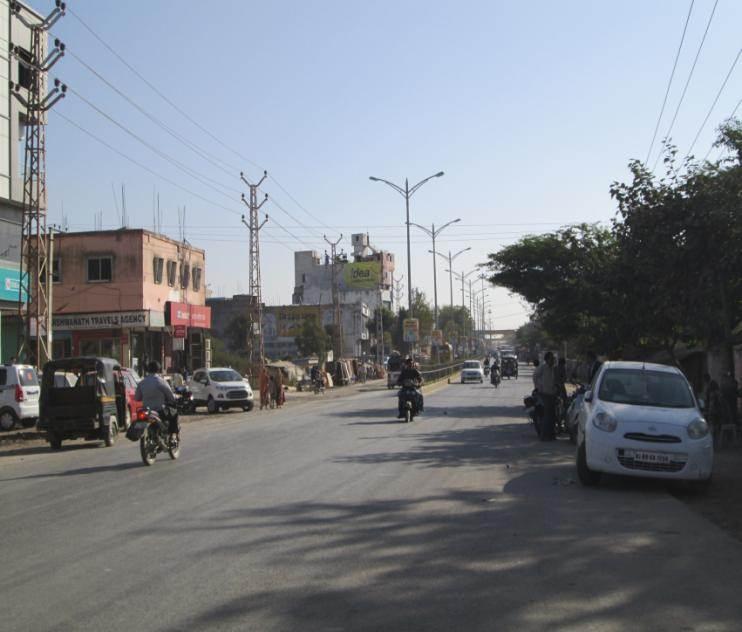 Shastrinagar Circle Bhilwara Rd, Udaipur