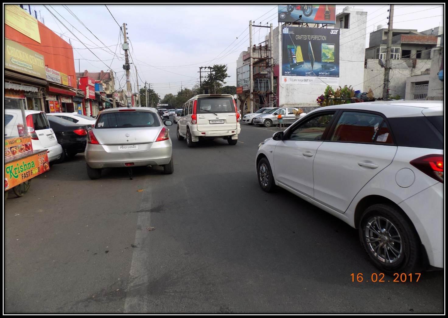 Model town Market Near Gulati Chowk, Ludhiana