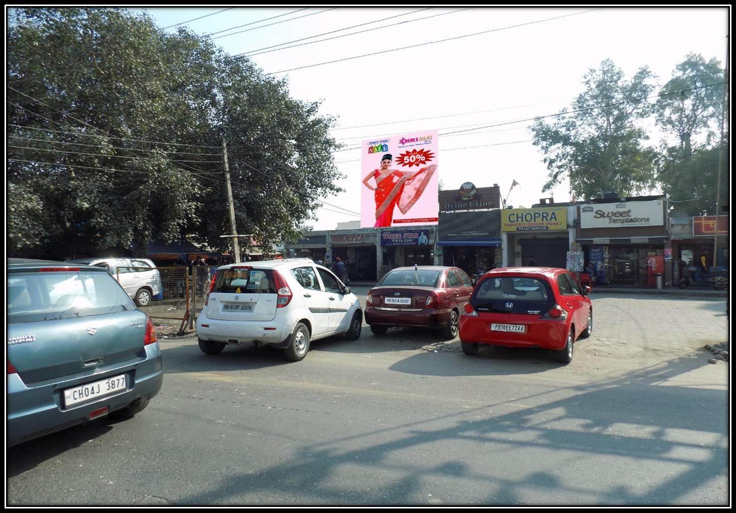 Udham Singh Nagar Main Market, Ludhiana