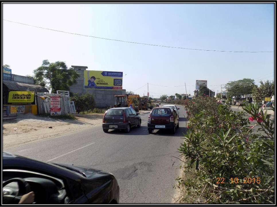 handigarh road entry to Ludhiana, Ludhiana