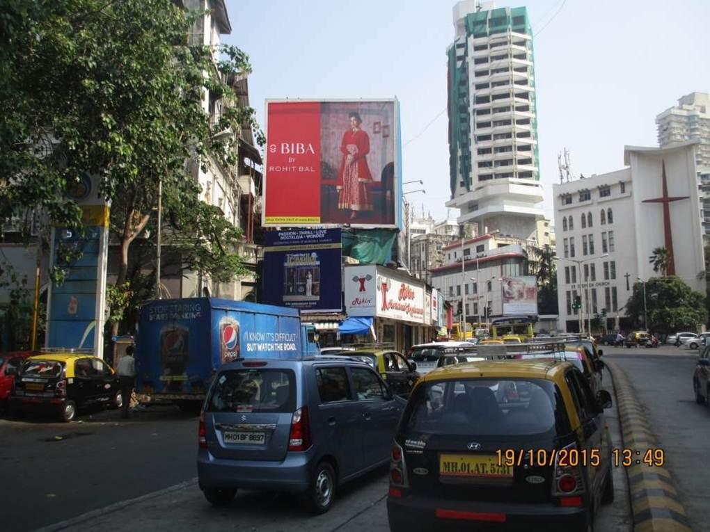 Warden Rd  above mucchad pan wala MT, Mumbai