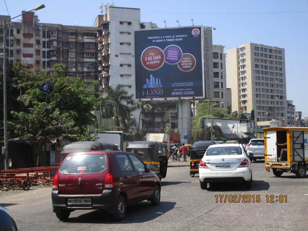 Juhu Gulmohar Rd Nr Navneet Motors, Mumbai