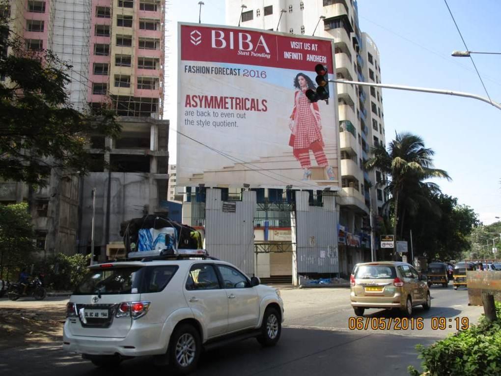 Andheri Link Rd Nr Indian Oil Nagar & Dn Nagar MT, Mumbai