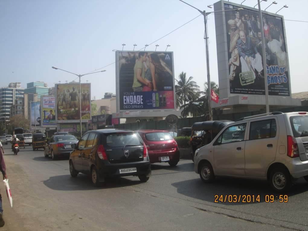 Andheri Link Road, Chitrakut Nr. Fame Adlabs & Fun Republic 3 ET