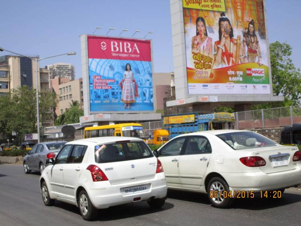 Andheri Link Road, Chitrakut Nr. Fame Adlabs & Fun Republic 6 ET