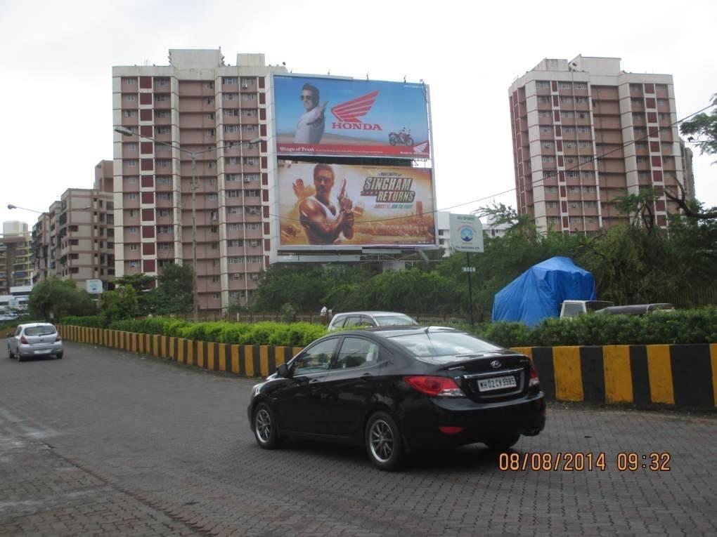 Andheri Lokhandwala Bridge , Mumbai