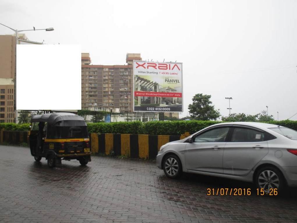 Andheri Lokhandwala Bridge near Celebration, Mumbai