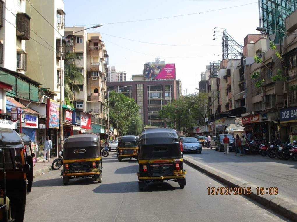 Andheri Lokhandwala Market , Mumbai