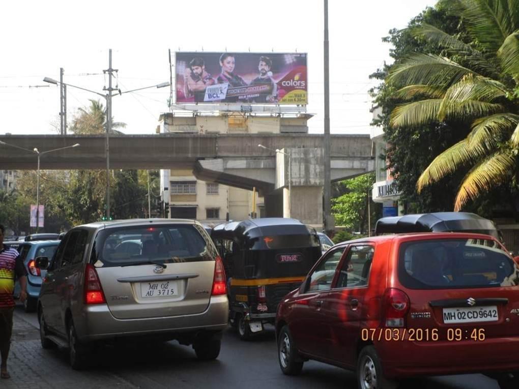 Andheri 4 bungalows, Mumbai