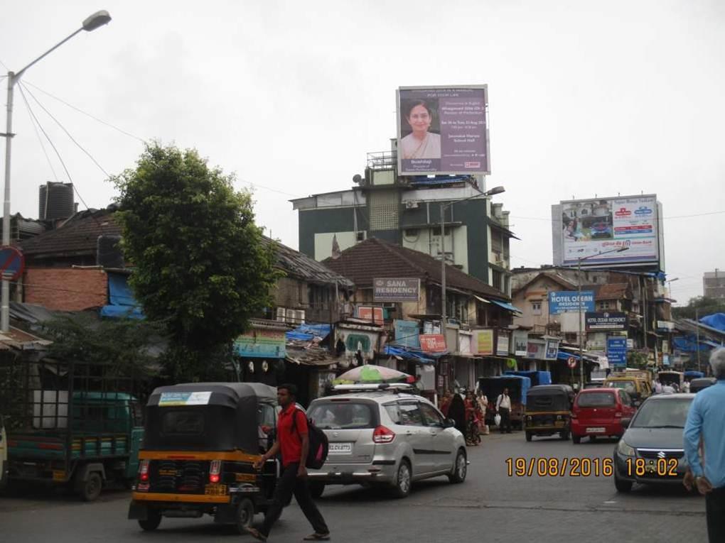 Andheri S V Rd After subway LHS MT, Mumbai