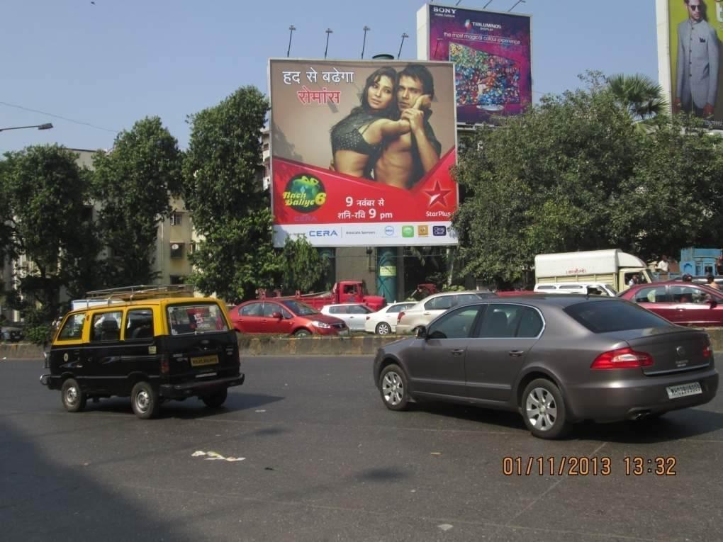 Andheri Highway Nr HUL Office at Goldspot Junction  ET, Mumbai